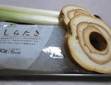 豚こまとしらたきのすき焼き風 材料②