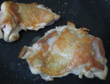 チキンのマヨ照りソース 調理②