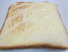 キャベツとハムのサンドイッチ 調理②