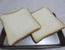 キャベツとハムのサンドイッチ 材料②