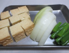 牛すじと絹揚げの煮込み 調理④