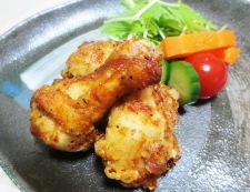 鶏手羽元のレモンペパー揚げ 調理④