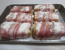 絹揚げの豚肉巻き 調理④