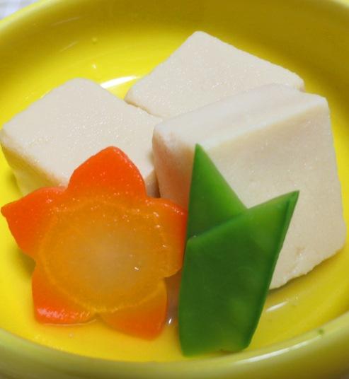 高野豆腐の炊いたん B