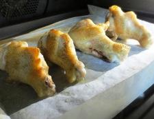 鶏手羽元の塩ジャン蒸し 調理②