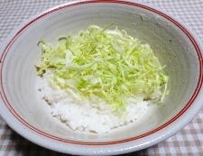トンテキ丼エバラ焼肉のタレ 調理④