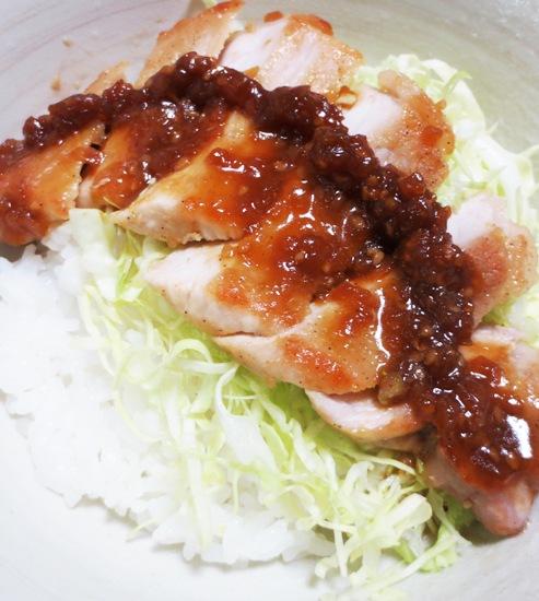トンテキ丼エバラ焼肉のタレ B
