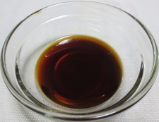 皮の照り焼き 材料②調味料