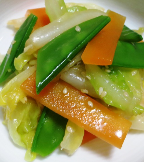 春野菜のナムル B