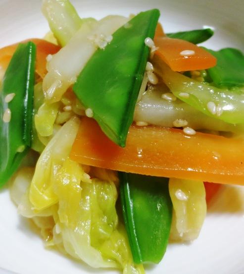 春野菜のナムル 大