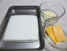 はんぺんのマヨチーズ焼き 材料
