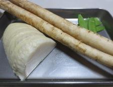 牛肉とごぼうの煮物 材料②