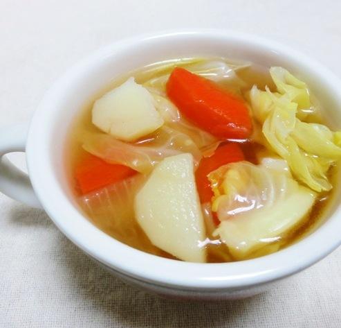 根菜スープ 大