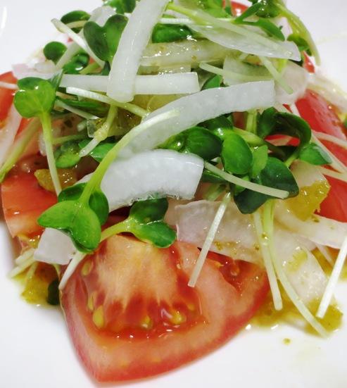 トマト&オニオンサラダ 大