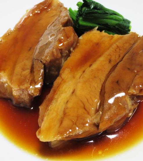 東坡肉(トンポーロー 豚の角煮) B