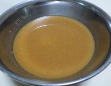 手羽元の味噌煮 調理①