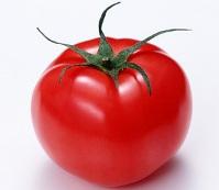 ベビーリーフサラダ トマト写真