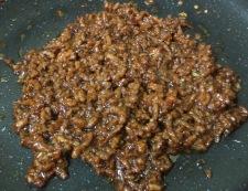 肉味噌冷し坦々麺 調理④