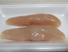 ゴーヤとささみの肉味噌炒め 材料②