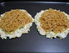 豚モダン焼き 調理②