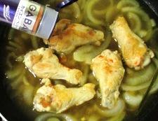 鶏手羽元のタイ風煮込み 調理⑤