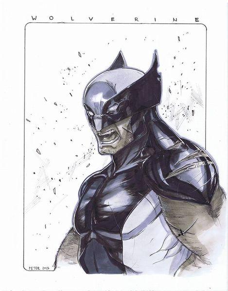 Peter Wolverine