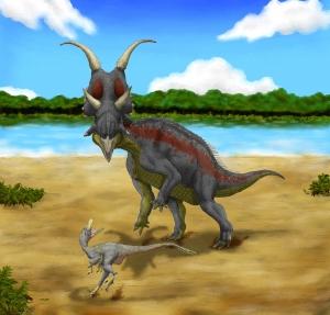 幻獣の名を冠する恐竜シリーズ10...