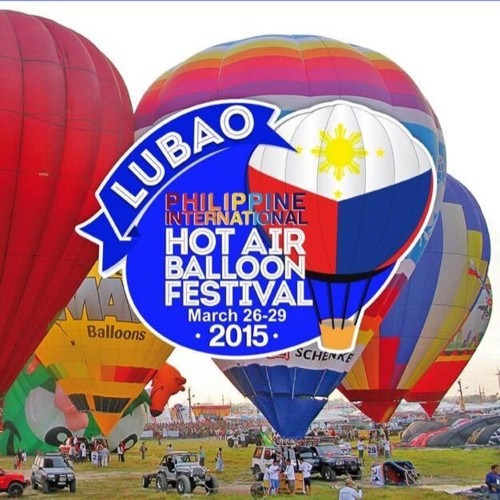 Hot Air balloon2015 Lubao