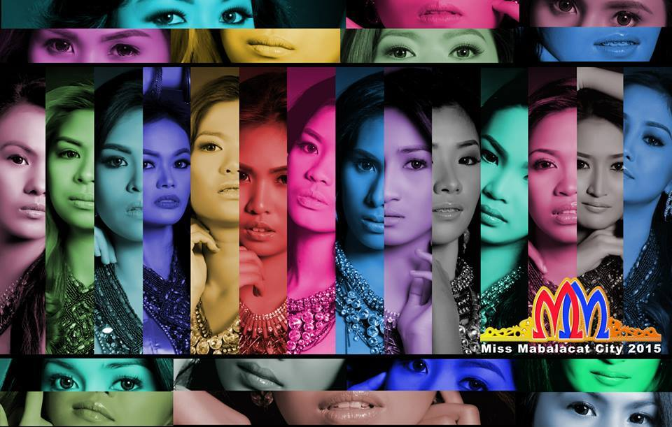 Miss Mabalacat 2015 candidates