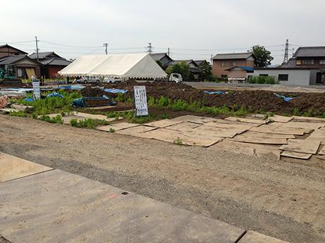 2015 5 25 関市発掘現場1