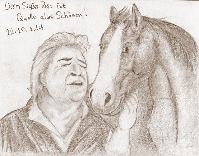 お馬の魅力