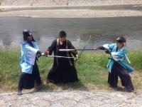 加茂川河原4
