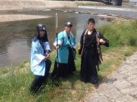 加茂川河原1