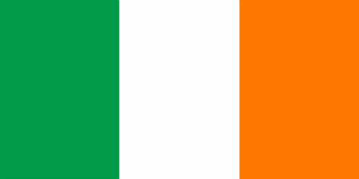 アイルランド国旗
