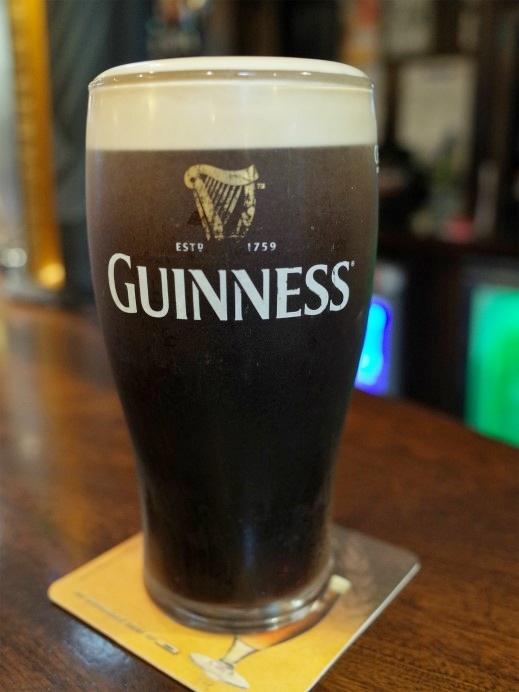 アイルランド旅行 コーブの観光...