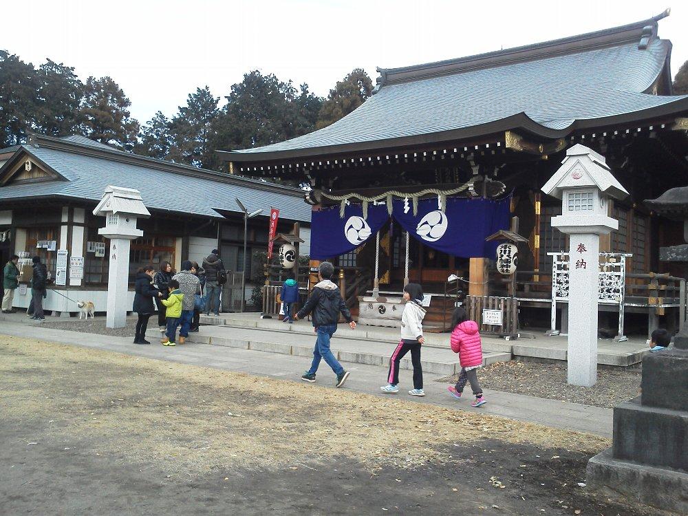F1000513下新倉氷川八幡神社1 2