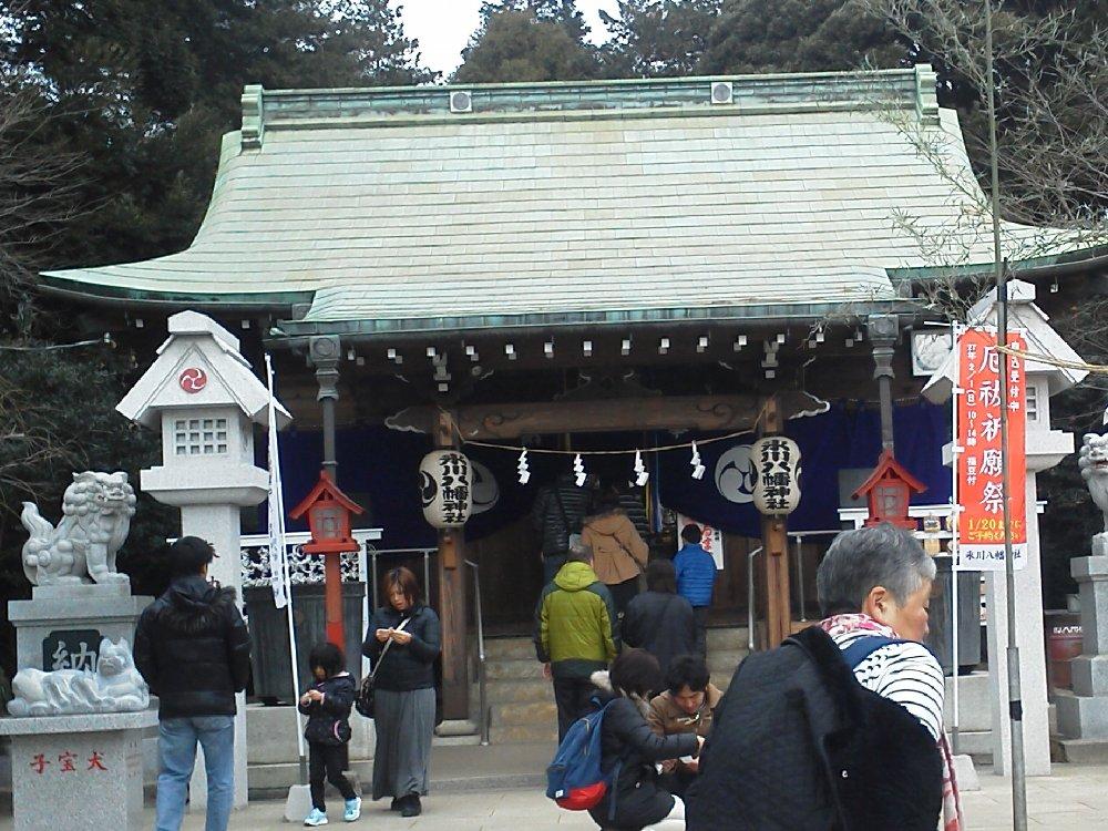 F1000517新倉氷川八幡神社1 2