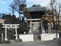F1000537下練馬浅間神社