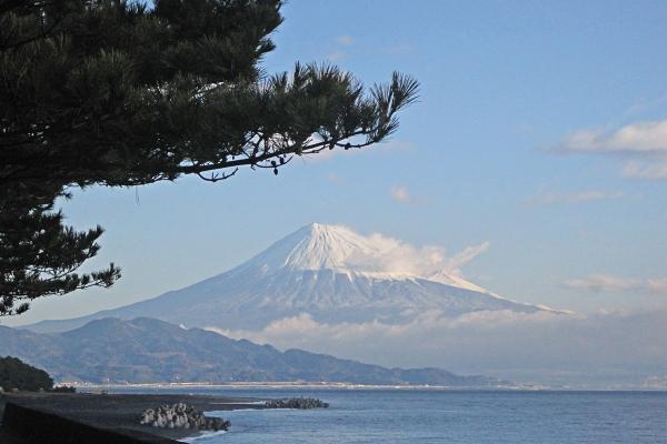 富士山at三保_20150131