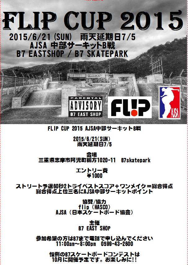 flip cup 2015