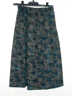 迷彩スカート2