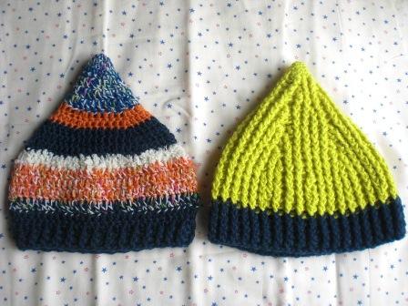 ニット帽3