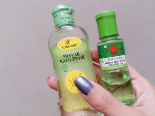putih oil