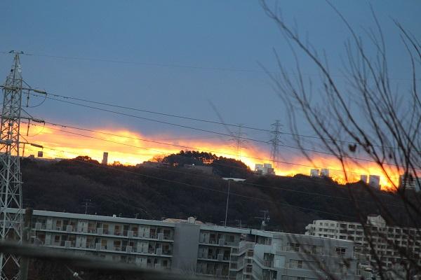 日の出その後