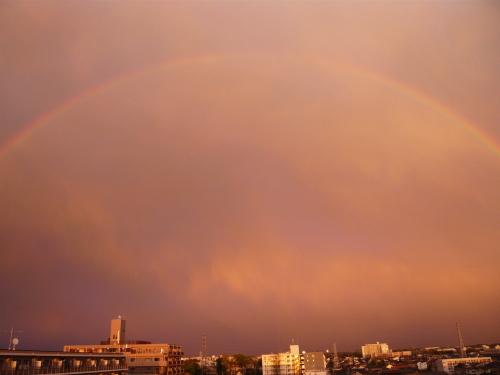 ブログ 虹