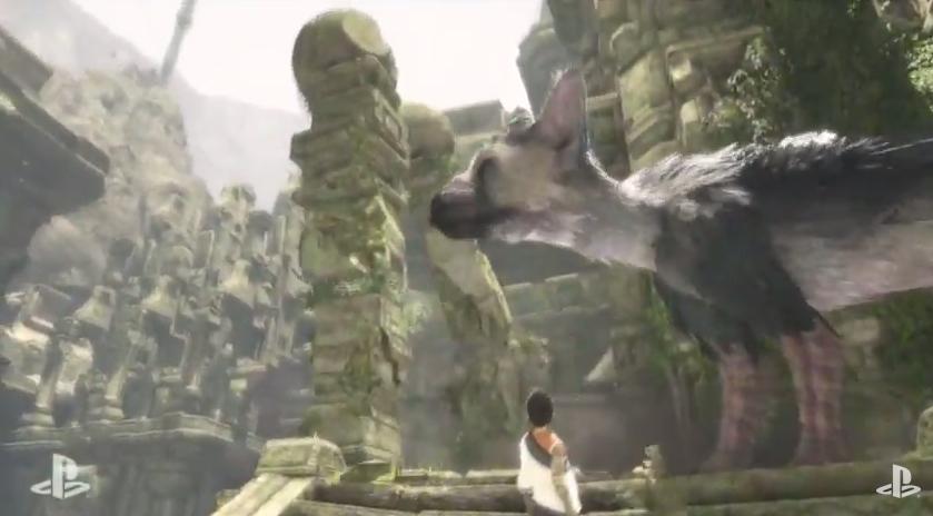 【E3 2015】PS4『人食いの大鷲トリコ』最新動画が公開!発売は2016 ...