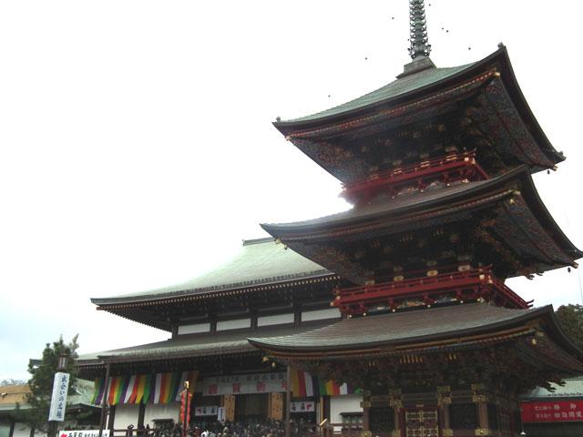 2015年 成田山初詣(1)