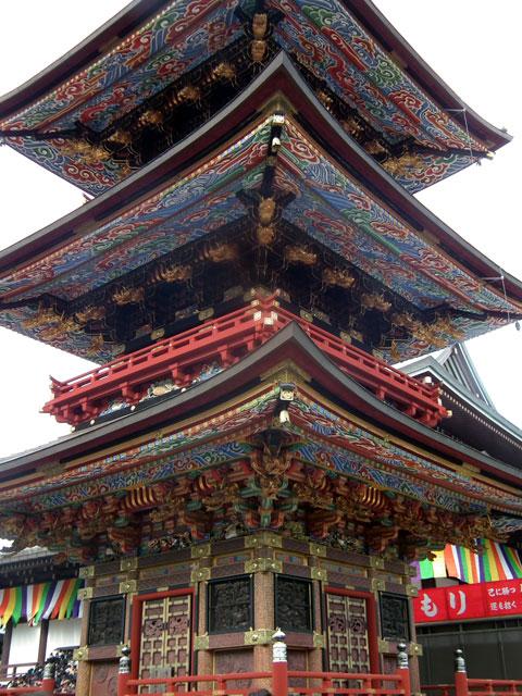 2015年 成田山初詣(2)