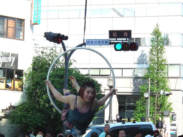 2015野毛大道芸 うつしおみ(1)