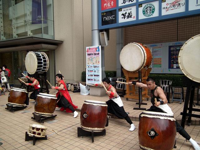 ヨコハマ大道芸2015(9)